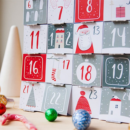 Obiteljski adventski kalendar DV Viškovo