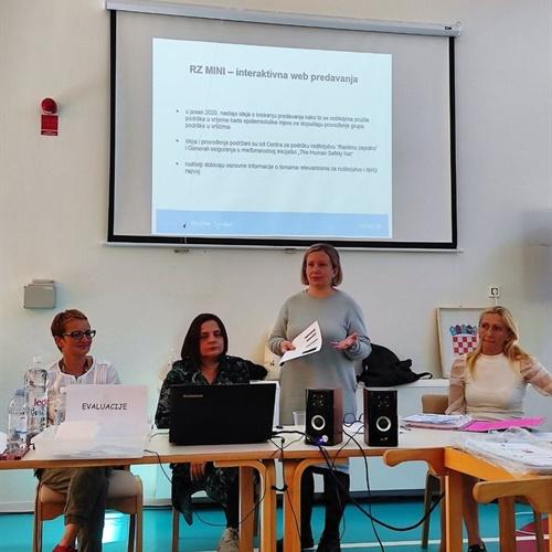 Prezentacija rada na Rastimo zajedno konferenciji