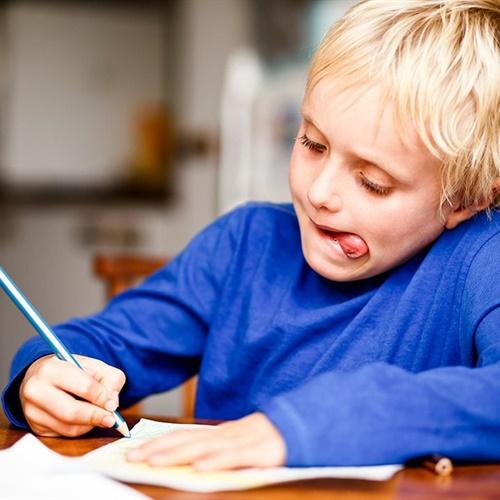 Vježbe za poticanje razvoja pažnje i koncentracije