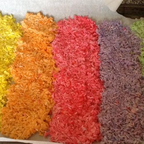 Šarena  riža