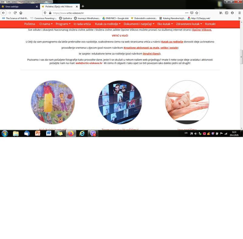 web  slika