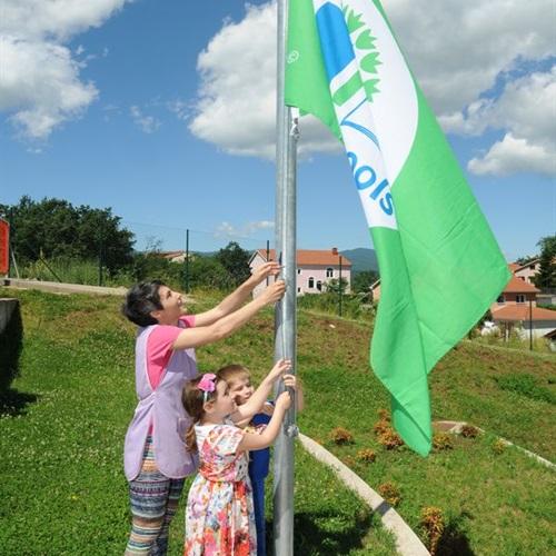 Dječji vrtić Viškovo ponosni vlasnik zelene zastave