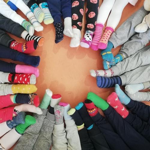 Šarene čarapice