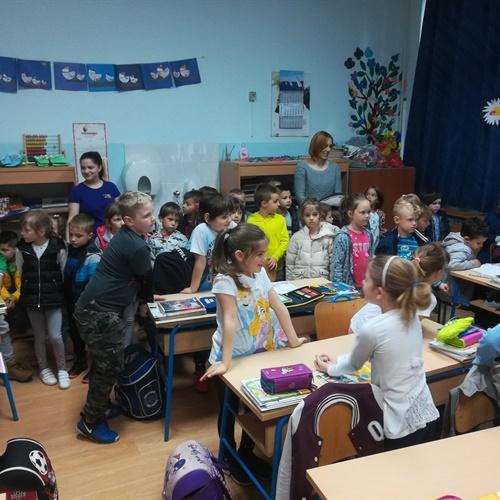 Bili smo u školi!