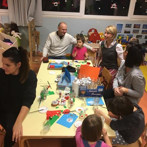 Održano predbožićno druženje djece, roditelja i djelatnika DV Viškovo