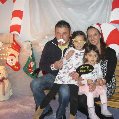 Božićna bajka u Dječjem vrtiću Viškovo