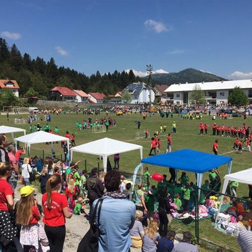 Dječji vrtić Viškovo sudjelovao na Olimpijskom festivalu dječjih vrtića u Delnicama