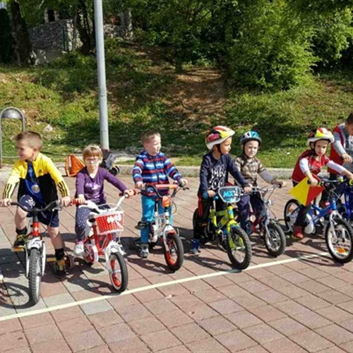 Tour de Croatia i Dan na kotačima
