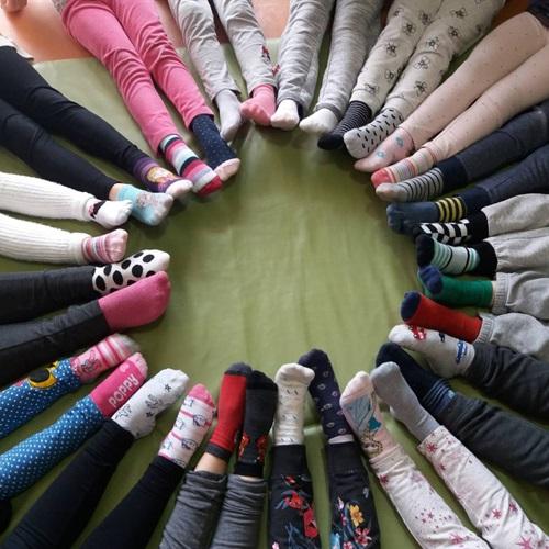 Dan šarenih čarapica