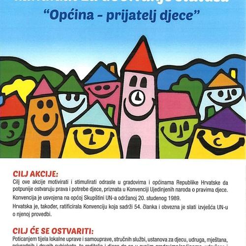 Općina   viškovo  kandidat  za  dobivanje  statusa   općina      prijatelj  djece