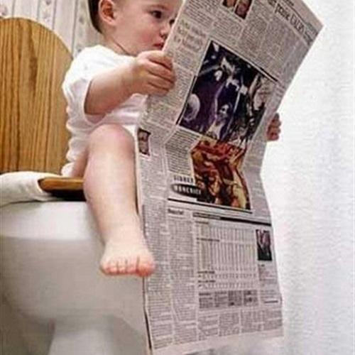 Koliko je koraka do WC-a?